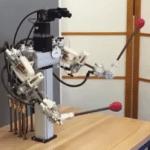 Nuevo robot de Disney de alta precisión y teleprescencia