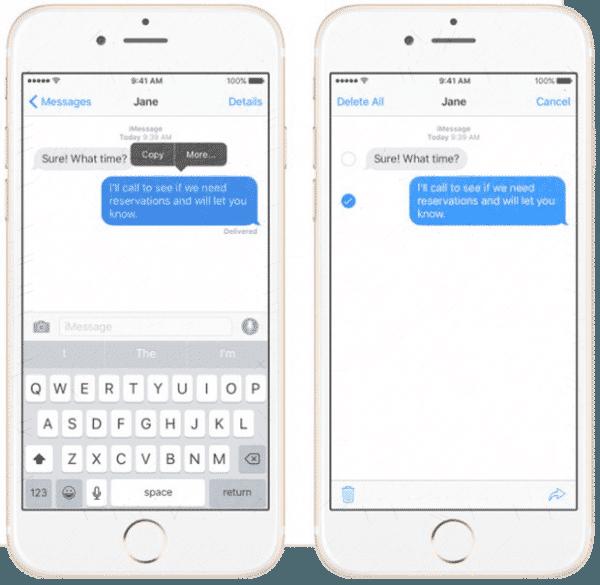 Apple-iMessage