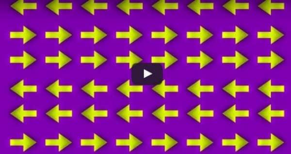 Las Ilusiones Ópticas Más Impresionantes del mundo