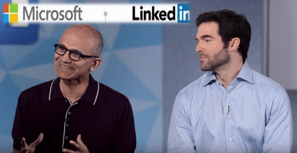 VPN gratis e ilimitado Microsoft compra linkedin