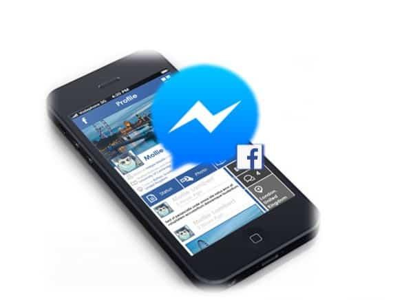 Facebook eliminara mensajería Web móvil
