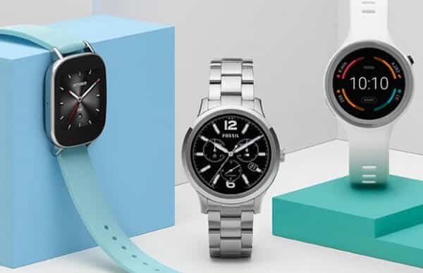 Google Android-Wear-Smartwatches