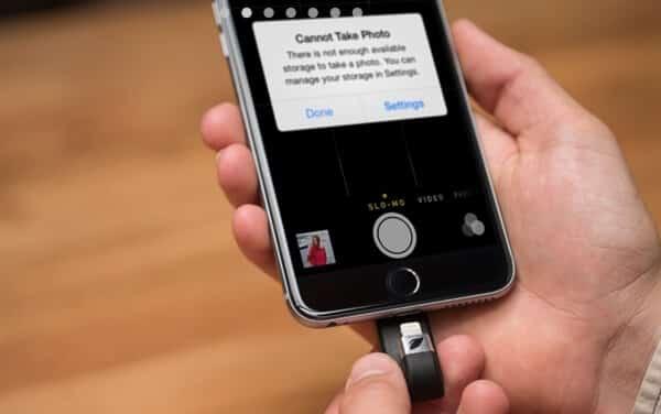 Apple planea eliminaria el Iphone 16GB