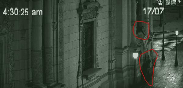 Correo electrónico de Gmail Robo en Palacio de Gobierno