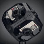 El mercado de FOREX Seis cámara Omni de GoPro