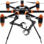 DinoRANK te desplaza y Enlazalia te enlaza Prodrone el primer drone con brazo