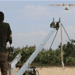 Aplicaciones para rootear Drones no tripulados que lleva sangre