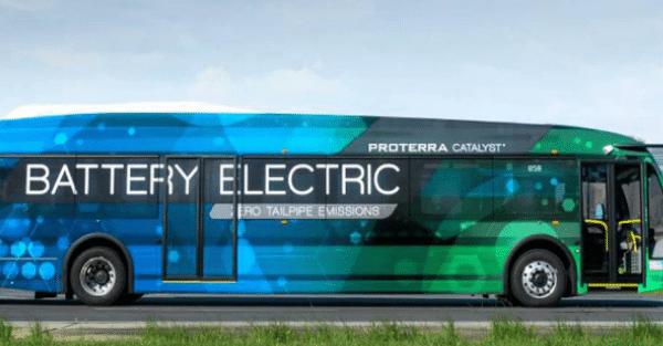 El autobús eléctrico capaz de viajar mil kilómetros