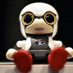 Crear una cuenta Gmail Kirobo Mini robot humanoide
