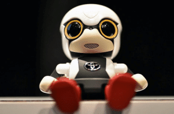Kirobo Mini robot humanoide