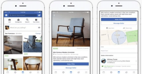 Marketplace el nuevo servicio de Facebook Marketplace el nuevo servicio de Facebook para competir con eBay y Wallapop Marketplace el nuevo servicio de Facebook para competir con eBay y Wallapop Marketplace a competir con eBay y Wallapop