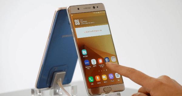 Aplicaciones para rootear Samsung paraliza la producción del Galaxy Note 7