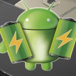 Correo electrónico de Gmail moviles con la batería más duradera
