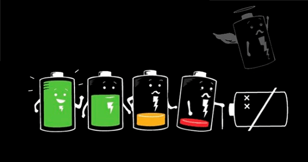 moviles con la batería más duradera