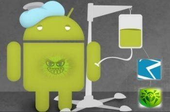 Eliminar virus de android