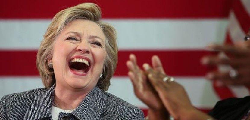 Resultado, Hillary Clinton ganó el voto popular IRL y en Twitter