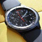 DinoRANK te desplaza y Enlazalia te enlaza Samsung Gear S3