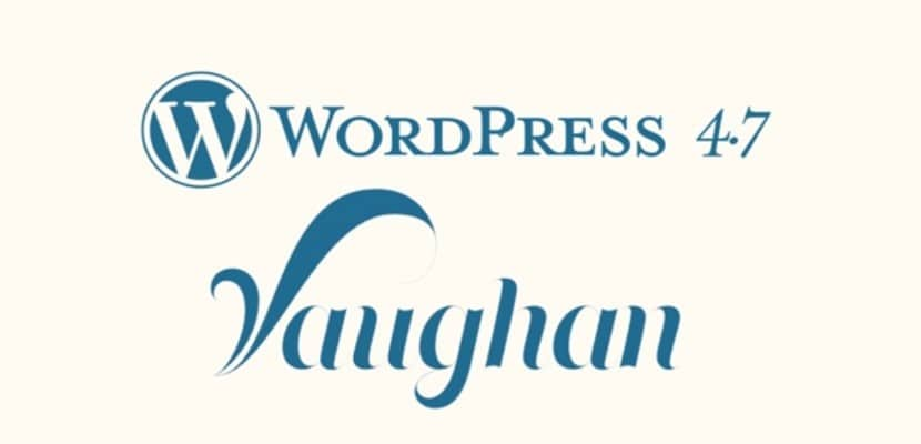 WordPress 4.7 2016-2017