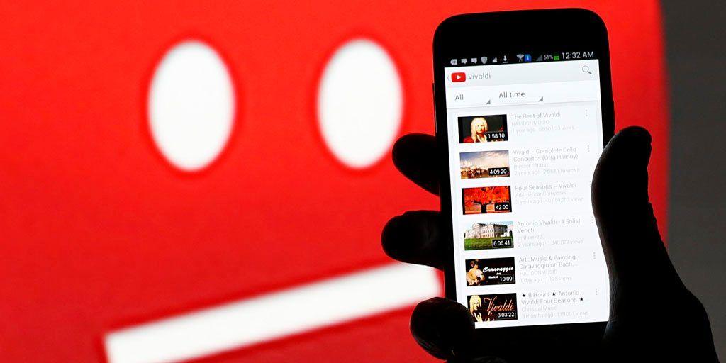 Crear una cuenta Gmail YouTube