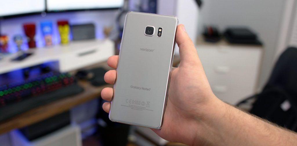 galaxy note 7, tecnologias al limite, tecnologiasallimite