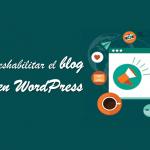 Rootear Motorola Moto E4 deshabilitar el blog cuenta en WordPress