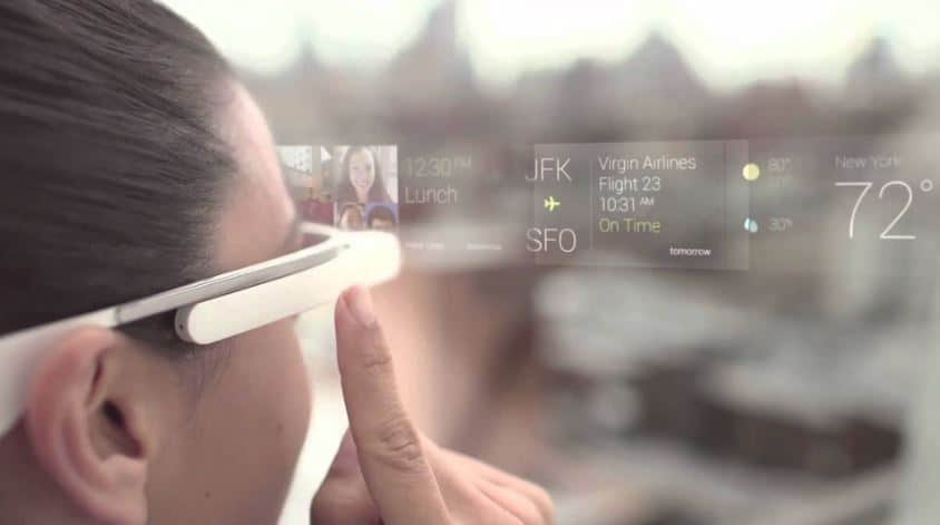 Calculadora btc Google Glass