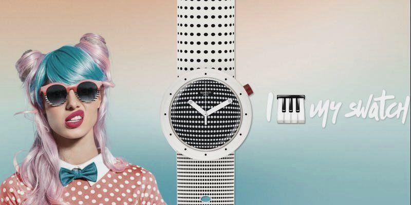 Swatch desafía Apple Watch con sistema operativo
