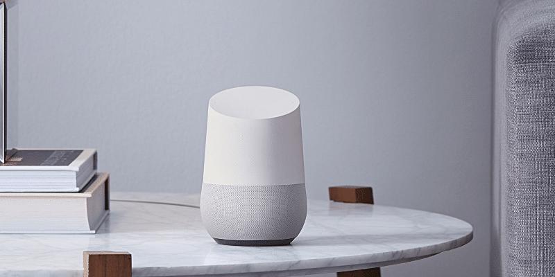 Google Home me está espiando
