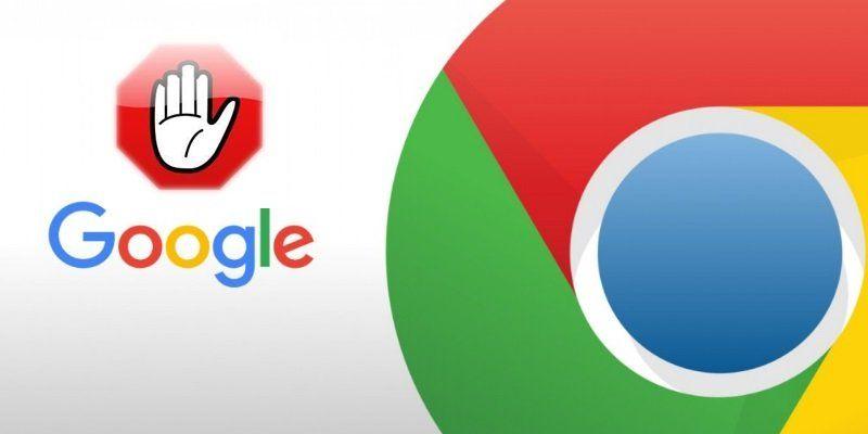 Google bloqueador de anuncios