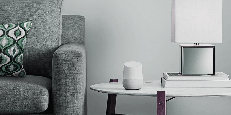 Google home espia