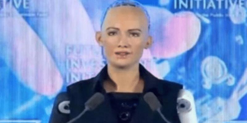 Arabia Saudita acaba de convertir a una mujer no humana en ciudadana, lo que la convierte en el primer país en otorgar a un robot el derecho a la ciudadanía, al menos hasta donde sabemos