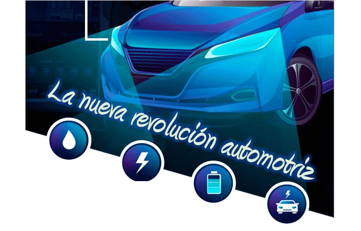 El mercado de FOREX Autos eléctricos
