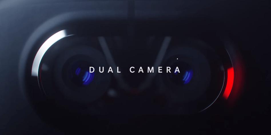 Cambios en la cámaraOnePlus 5T