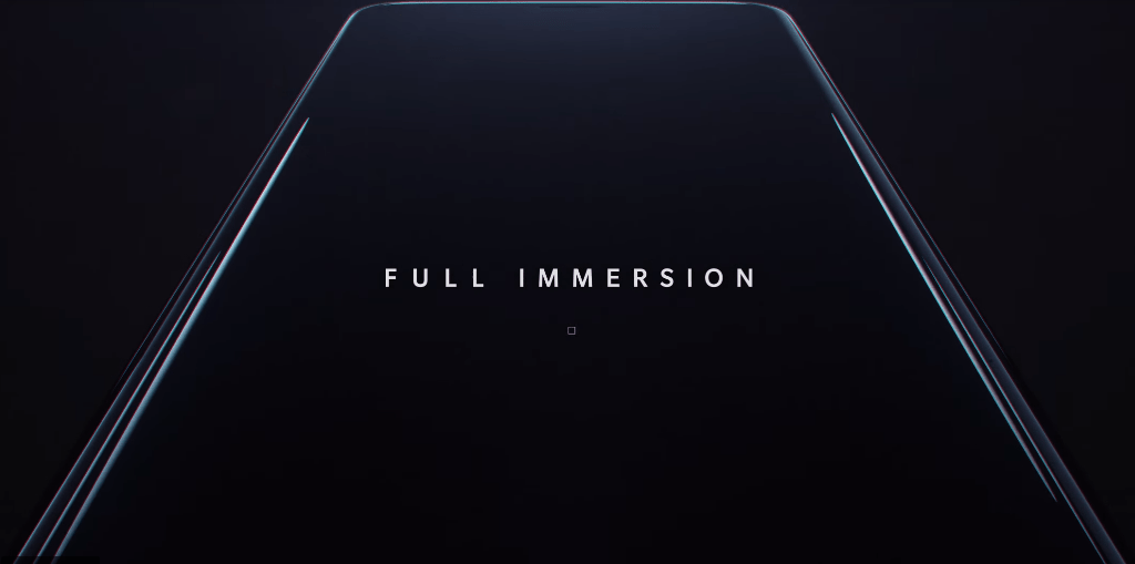 pantalla OnePlus 5T full immersion