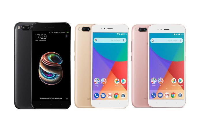 Xiaomi Mi A1 el mejor gama media del 2017