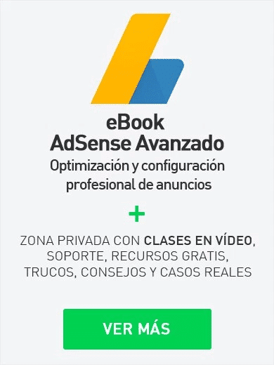 El eBook de AdSense más completo para mejorar tus ingresos con trucos y vídeos exlusivos