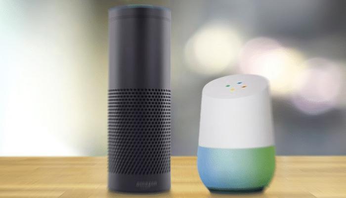 Enviar mensajes de texto de Android con Amazon Echo o Google Home