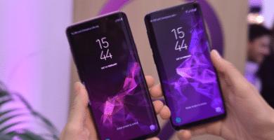 DinoRANK te desplaza y Enlazalia te enlaza pantalla táctil S9 y S9 plus