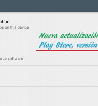 Aprende a crear un correo Gmail actualización de la play store