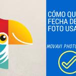 Rootear Motorola Moto E4 quitar fecha de una foto