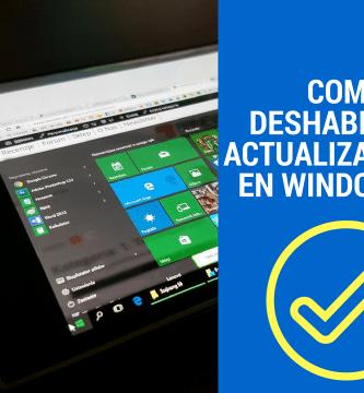 Correo electrónico de Gmail Desactivar actualizaciones en Windows 10