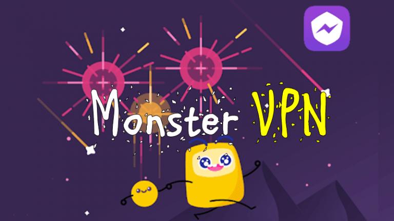 VPN Monster: proxy gratuito ilimitado y de seguridad VPN
