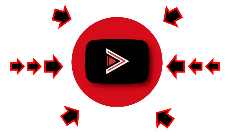 YouTube vanced apk musica de fondo en tu Android