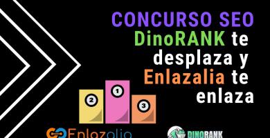 Instalar Plugin Wordpress Gratuito DinoRANK te desplaza y Enlazalia te enlaza