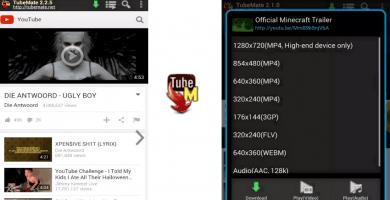 Aplicaciones para rootear TubeMate Downloader