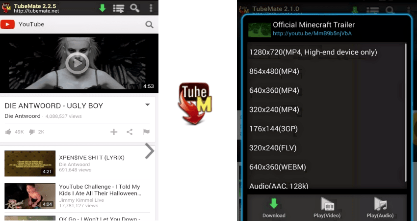 TubeMate Downloader gratis