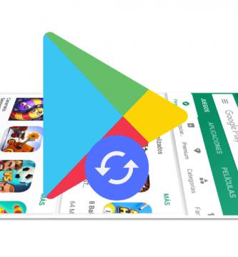 Aprende a crear un correo Gmail actualizar el play store