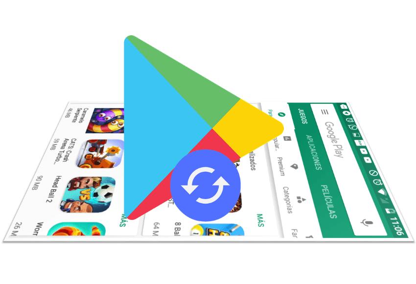 Actualizar el Play Store tecnologiasallimite