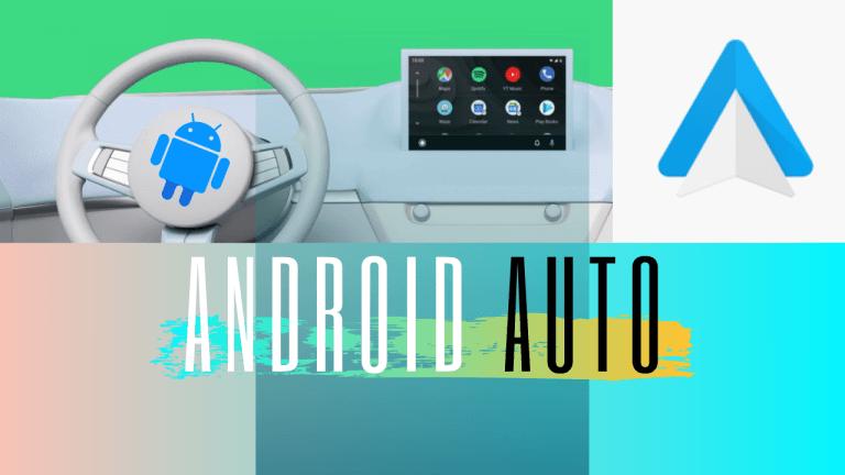 Descargar Android Auto app